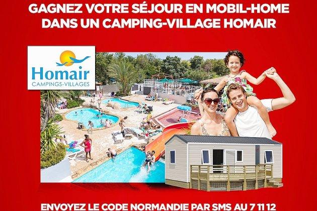 Partez en famille dans un camping village Homair avec Tendance Ouest