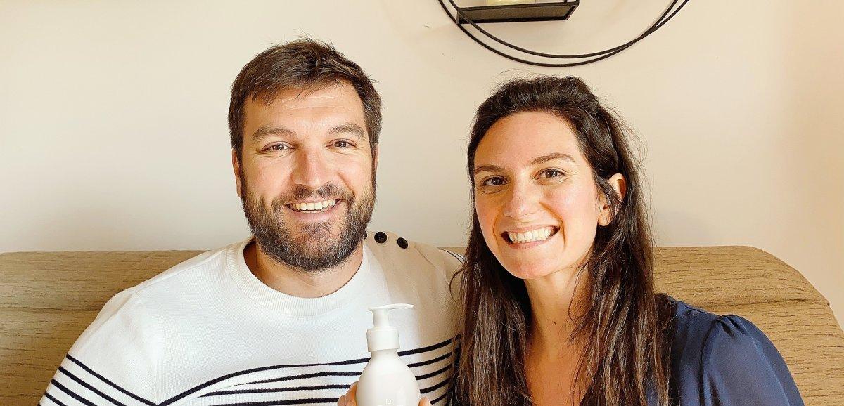 Juliette, un gel douche écologique made in Normandie