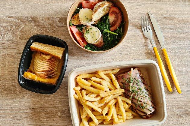 De la cuisine française de qualité à petit prix