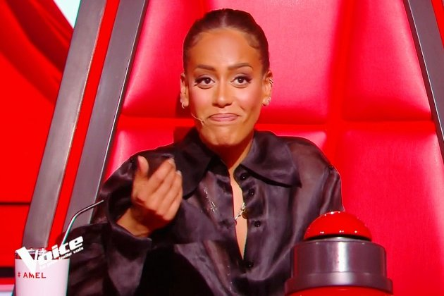 The Voice : Amel Bent totalement ignorée par un candidat !