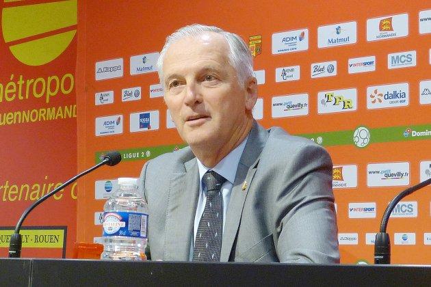 Dans la course à la Ligue 2, Michel Mallet ne veut pas vendre la peau de l'ours