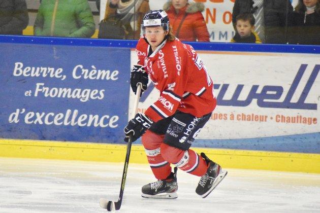 Hockey sur glace (D1). Battus à Dunkerque, les Drakkars n'y arrivent toujours pas