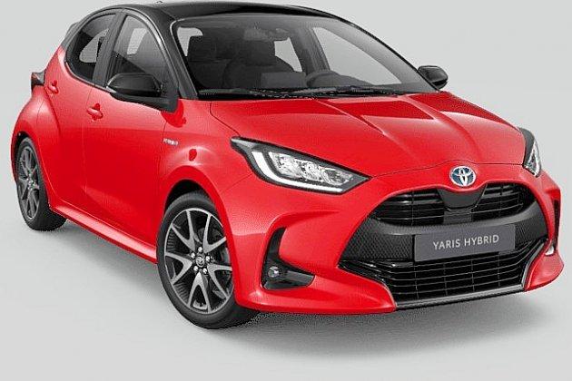 Venez essayer ce week-end la Nouvelle Yaris, Elue Meilleure voiture de l'année 2021 !