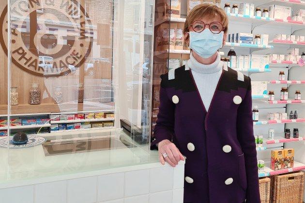 """Vaccination en pharmacie: """"Il faudra prendre rendez-vous"""""""