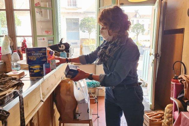 Salon de thé: des protections hygiéniques en échange… d'une crêpe!