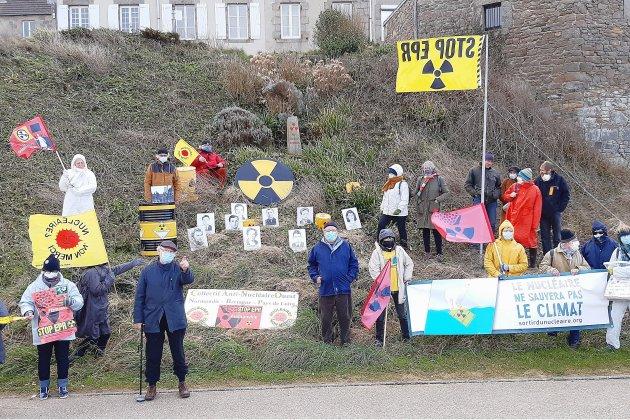 Dixans après Fukushima, un rassemblement à Dielette