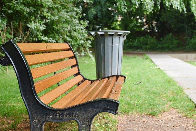 La Ville ferme son parc en raison des fortes rafales annoncées