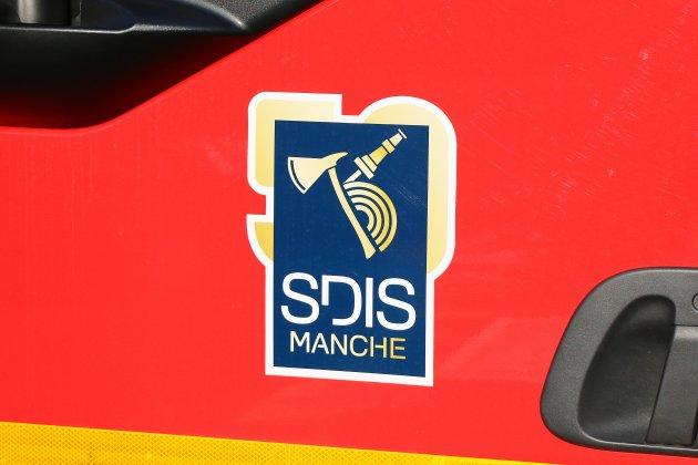 5 personnes transportées à l'hôpital de Cherbourg après un carambolage