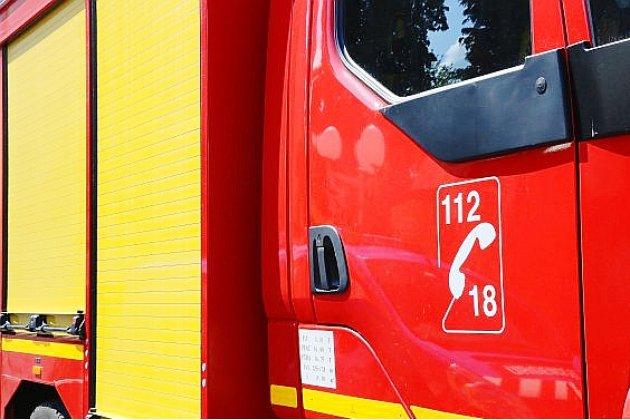 RN31: un camion-citerne transportant de l'azote liquide finit dans le talus