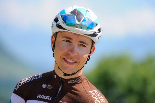 Benoît Cosnefroyde retour aux affaires après sa blessure au genou
