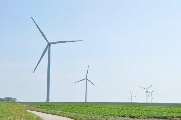 Les éoliennes bientôt à l'arrêt durantchaque nuit