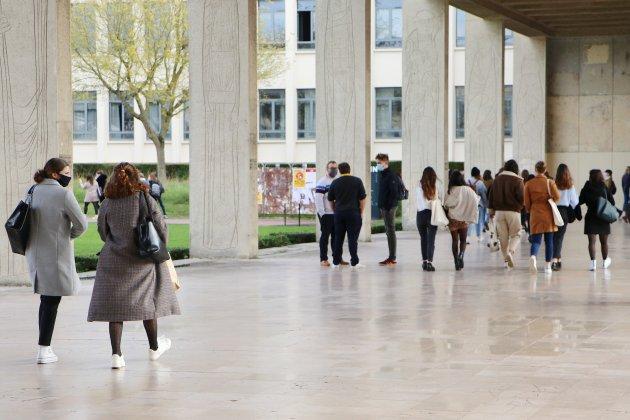 Détresse et isolement:le combat des étudiants