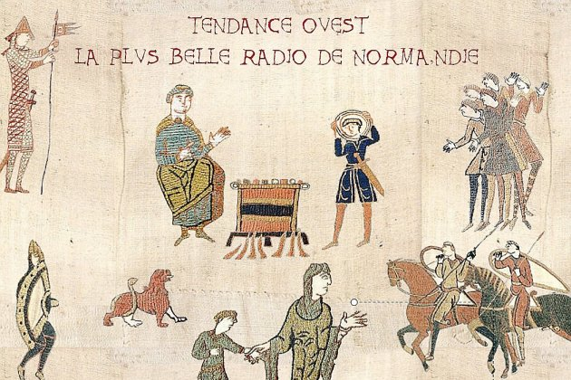 Créez votre propre Tapisserie de Bayeux en ligne!