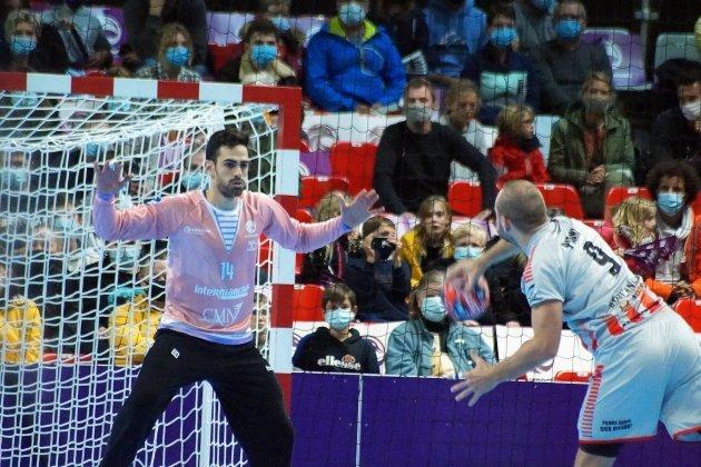 Handball (Proligue). La JS Cherbourg s'impose à Nice et rejoint la tête du classement