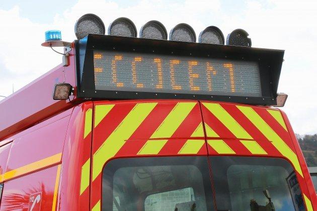Manche. Trois blessés dans deux accidents sur l'A84