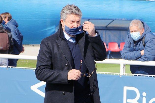 """Olivier Pickeu, président du SM Caen: """"Je prends ma part de responsabilités"""""""