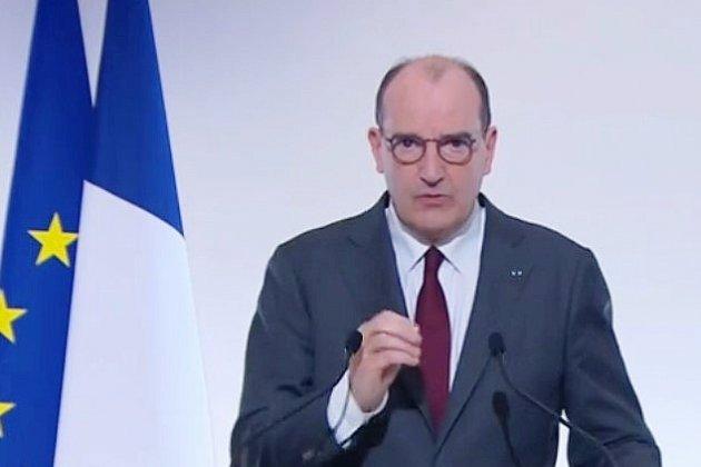Jean Castex en déplacement à Brécey vendredi