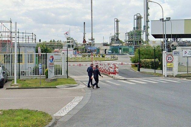 Incident à Total Fluides: le personnel évacué par précaution