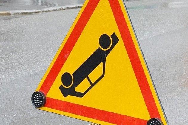 Route de l'Estuaire: fuite de carburant après un accident de poids lourd