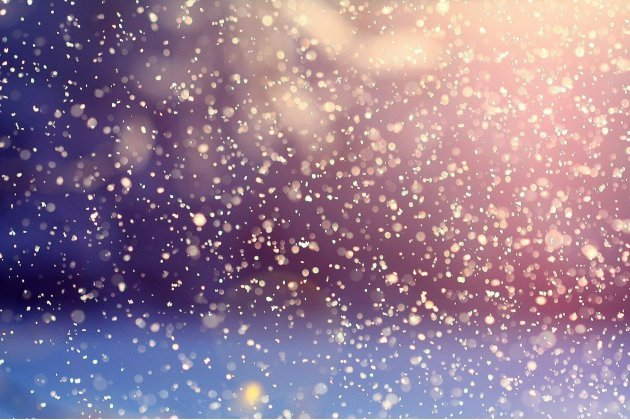 Après des records de chaleur, de la neige attendue mardi