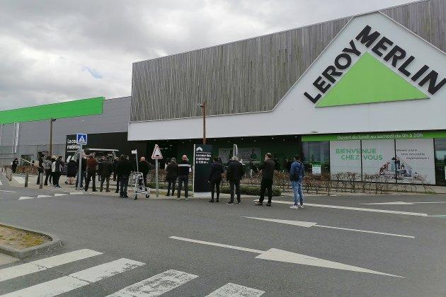 Nouveau confinement: les magasins de bricolage restent-ils ouverts?