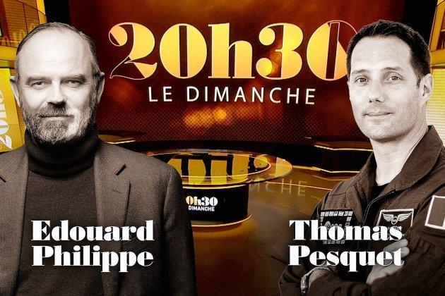 Deux Normands invités au 20heures de France 2!