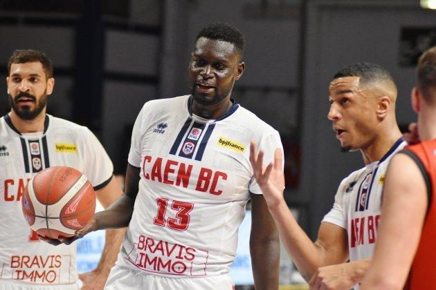 Basket (Nationale 1). Caen gagne à Pont-de-Chéruy au bout d'un match spectaculaire