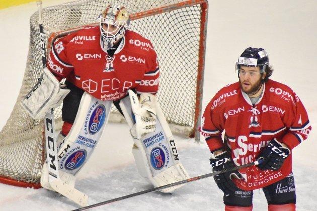 Hockey(D1). Les Drakkars de Caen infligent une correction à leurs hôtesbrestois