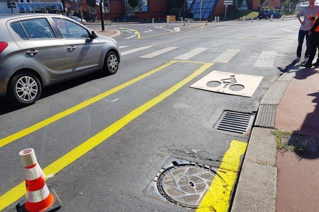 Les pistes vélos temporaires vont être pérennisées