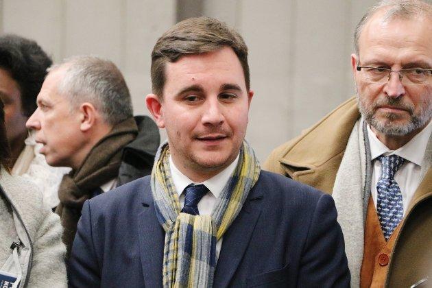 Romain Bail, maire de Ouistreham, se retire du parti Les Républicains