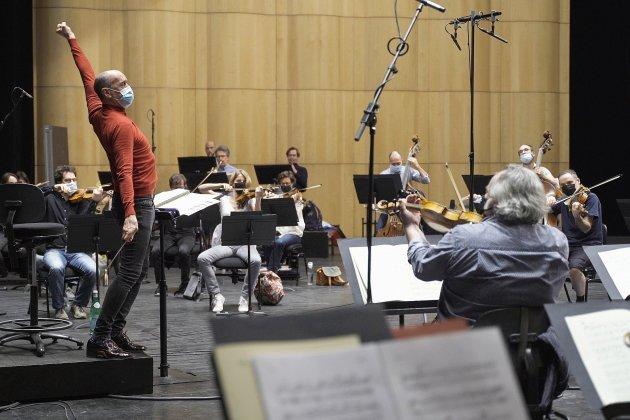 Un opéra de Saint-Saëns enregistré au Théâtre des arts
