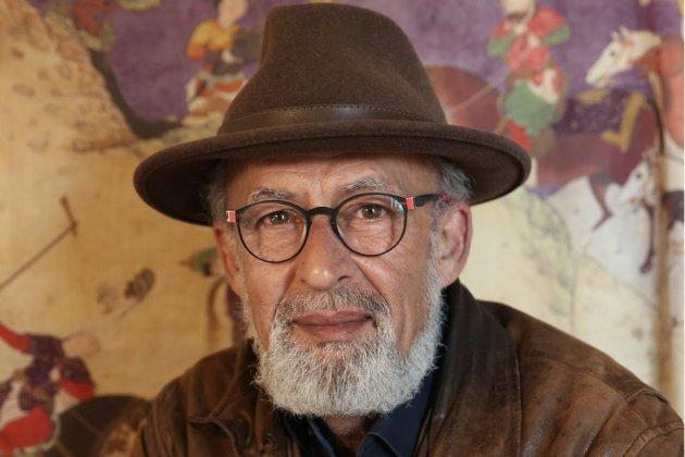 Le photographe franco-iranienManoocher Deghati président du jury