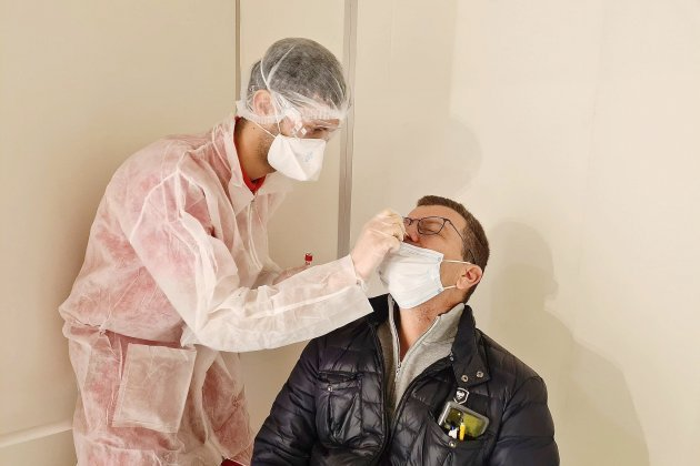 Covid-19: de nouveaux centres de dépistageéphémères