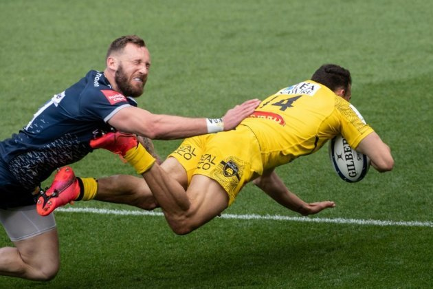 Coupe d'Europe de rugby: La Rochelle à la table des grands