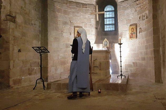 La communauté Saint-Martinau Mont-Saint-Michel