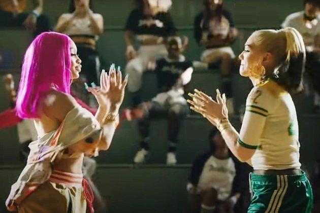 Gwen Stefani revient au son reggae et ska dansSlow Clap