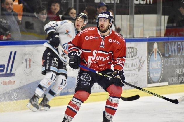 Hockey(D1). Au bout du suspense, Caen chute contre les Dogs de Cholet