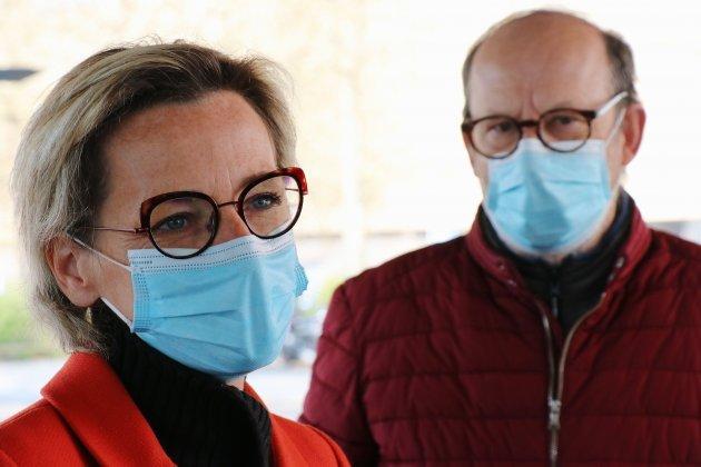 Mélanie Boulanger promet la gratuité du train pour lesjeunes