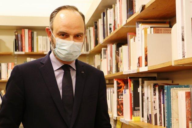 Edouard Philippe élu au comité d'honneur de la Licra