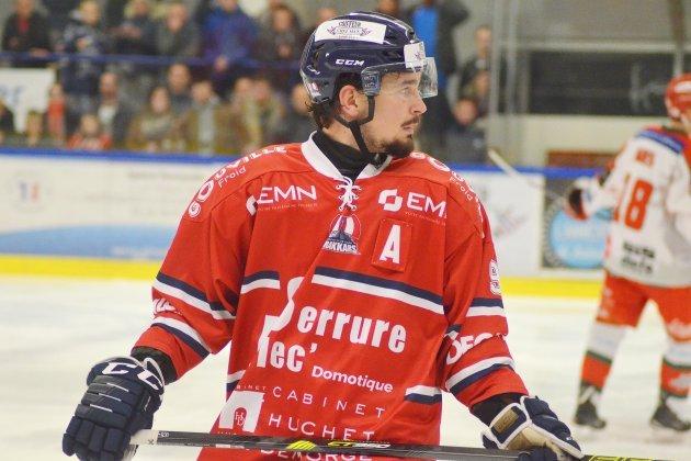 Hockey(D1). Caen reprend sa marche en avanten gagnant à Tours