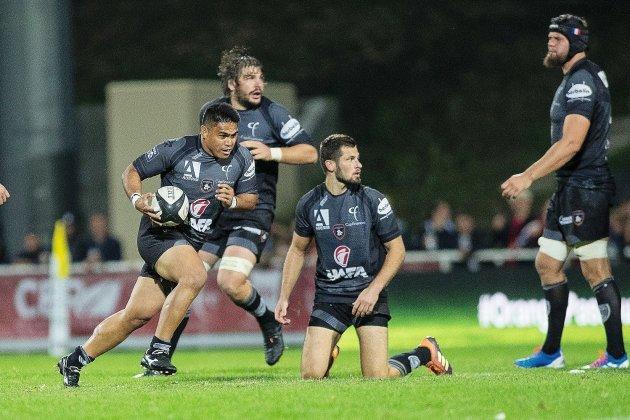 Pro D2. Le Rouen Normandie Rugby doit sortir les crocsà domicile