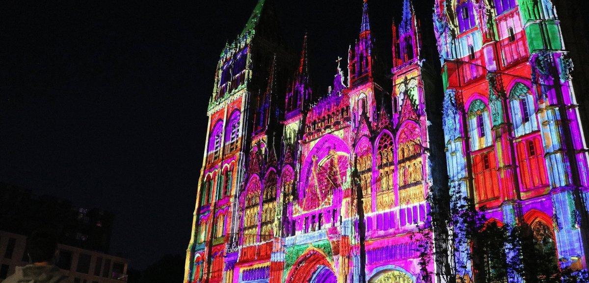 Les spectacles Cathédrale de lumière de retour dès le 18 juin