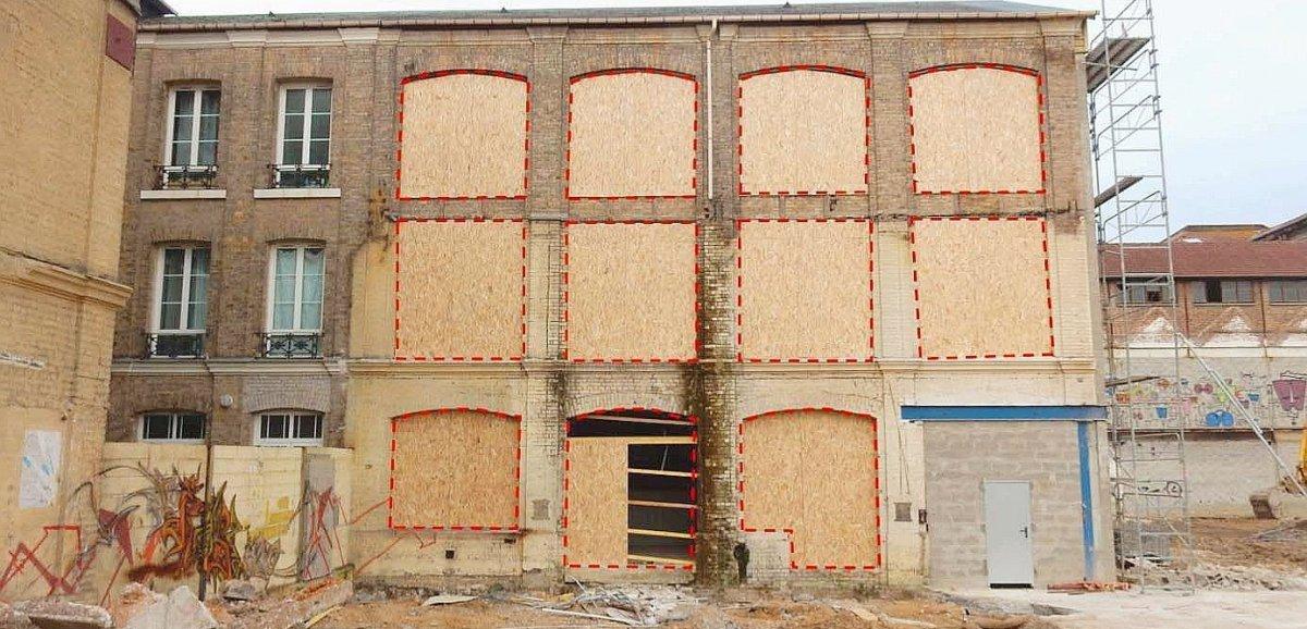 Un projet artistique pour la friche industrielleCousin-Corblin à Elbeuf