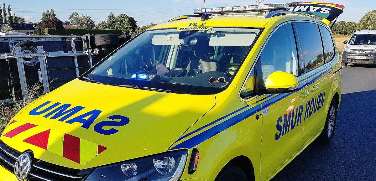Moto contre voiture : un blessé grave