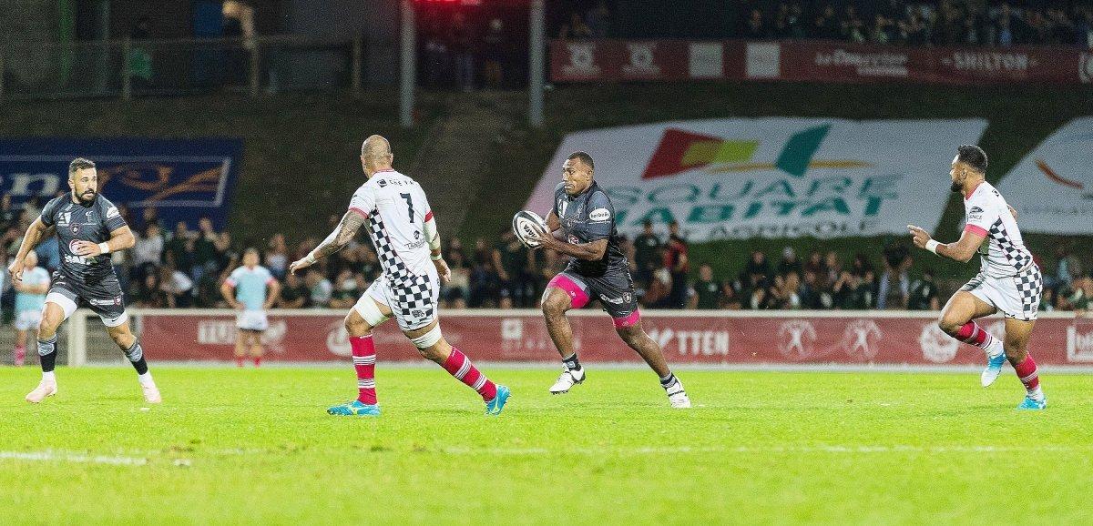 Les Lions de Rouen feront-ils le poids face au leader Perpignan ?