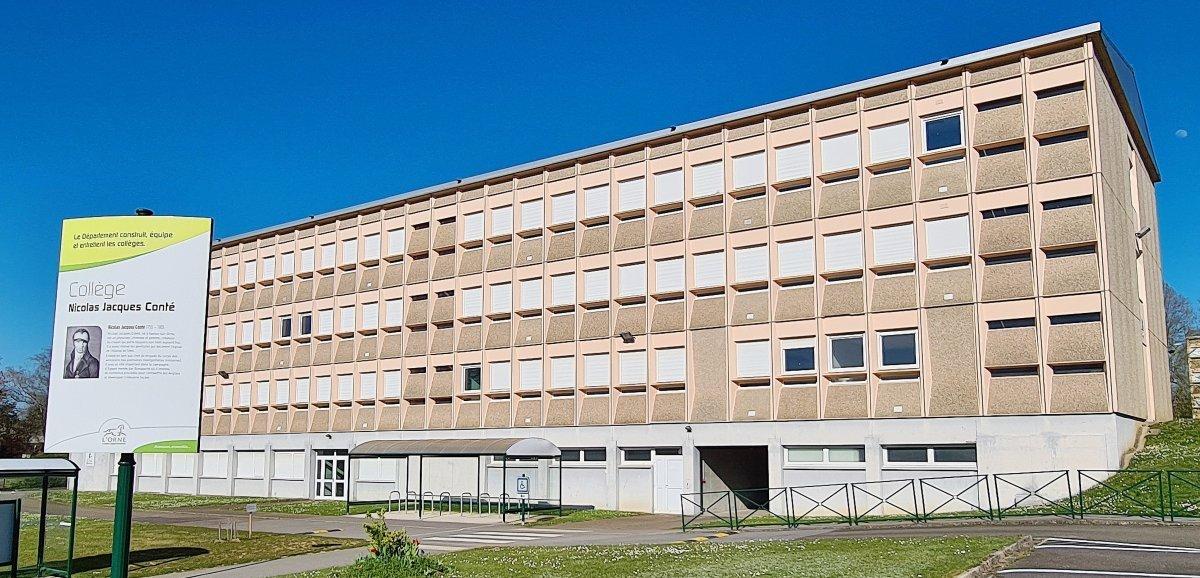 Le collège Nicolas-Jacques Conté en route vers l'excellence