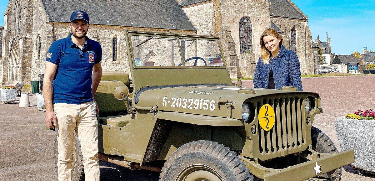 Découvrir l'histoire du Débarquement en Jeep Willys, c'est possible!