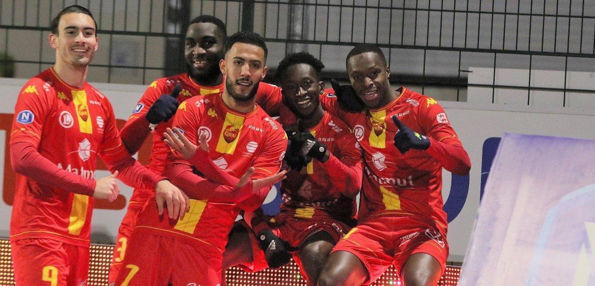 Quevilly-Rouen Métropole retrouvera la Ligue 2 la saison prochaine