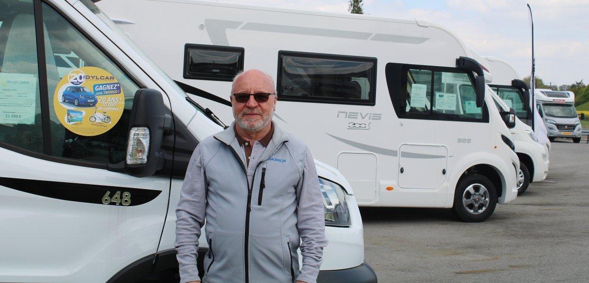 "Camping-cars: ""Nos ventes ont augmenté de 20%"""
