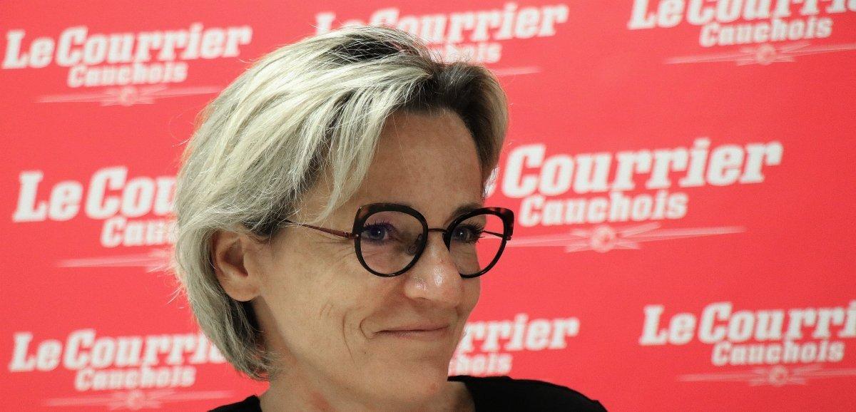 """Mélanie Boulanger: """"Rompre avec une région qui bétonne le plus"""""""
